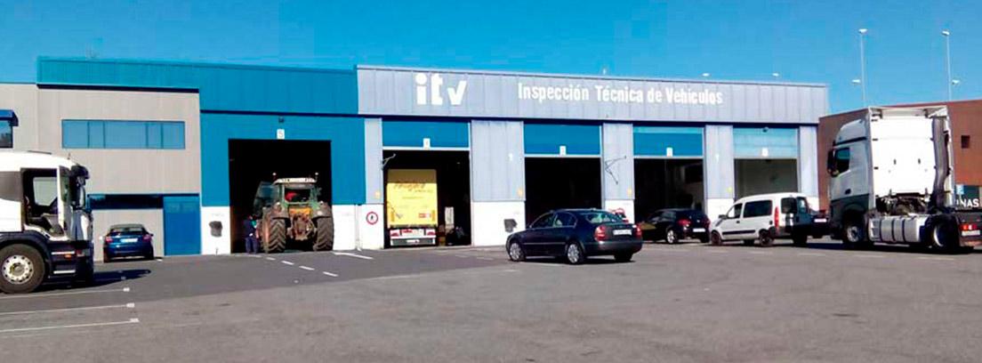 Estación de ITV en Espíritu Santo, Cambre (La Coruña)