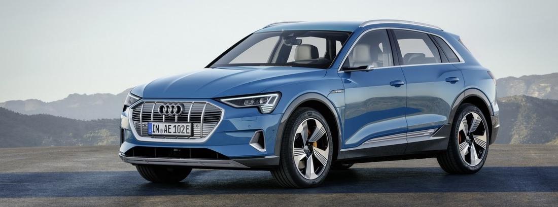 Audi e-tron, primer eléctrico total de la marca