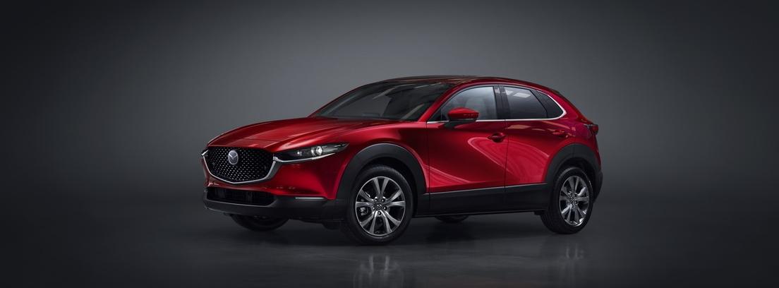 Mazda CX-30, elegante, sobrio y deportivo