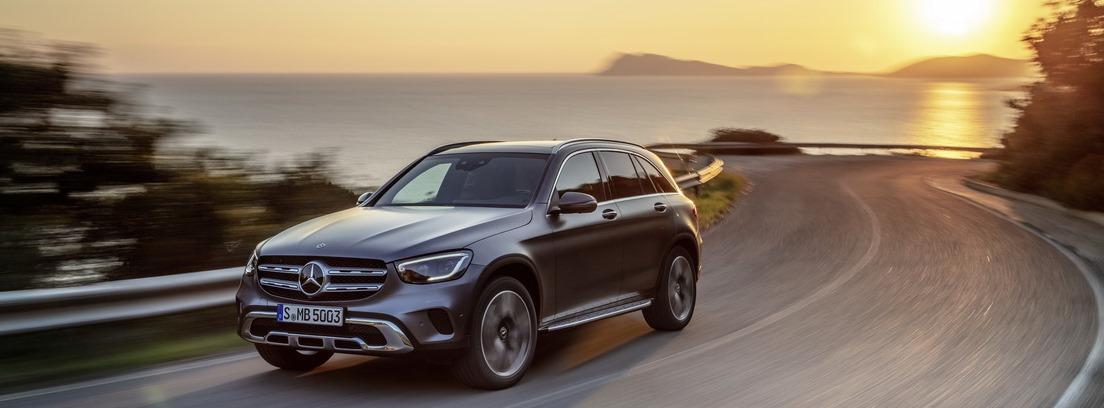 Mercedes GLC, nueva batería de motores e hibridación ligera
