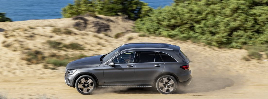 Mercedes GLC Restyling