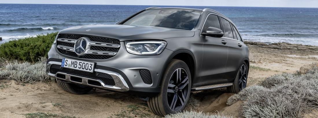 Mercedes GLC 2019, muy atractivo y versátil.