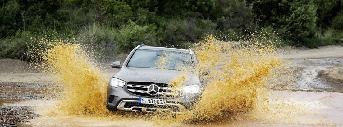 Mercedes GLC. SUV de vocación todo terreno