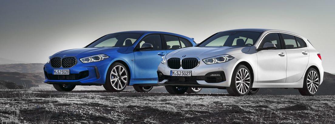 BMW Serie 1. Gana en habitabilidad y confort
