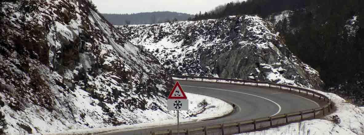 carretera más peligrosa del mundo