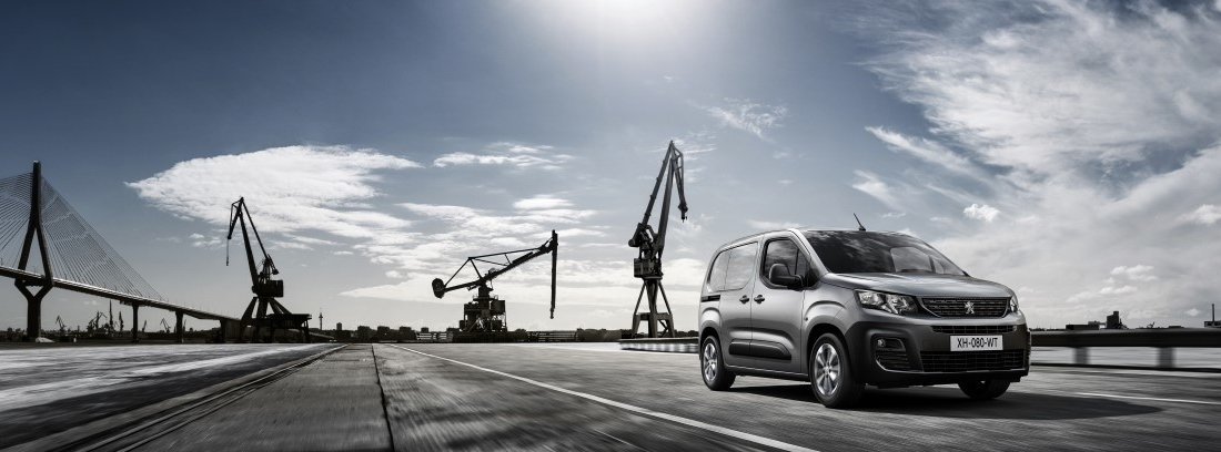 Peugeot Partner 2019, un comercial ligero todo uso
