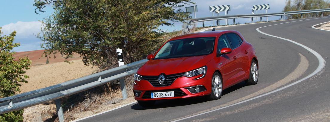 Renault Megane. Un motor muy eficiente