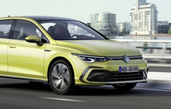 Volkswagen Golf, la octava generación