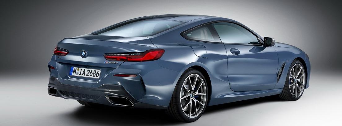 BMW Serie 8 Coupe 2. Dos motores para empezar