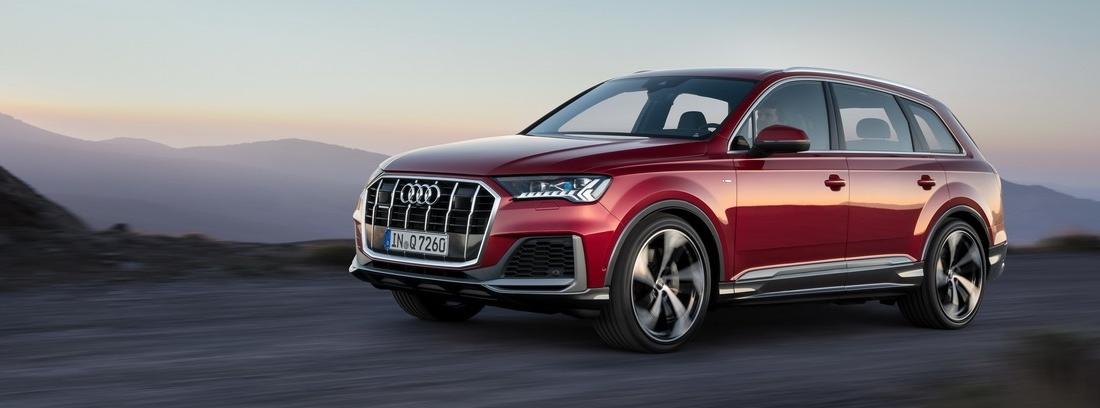 El Audi Q7 se pone al día