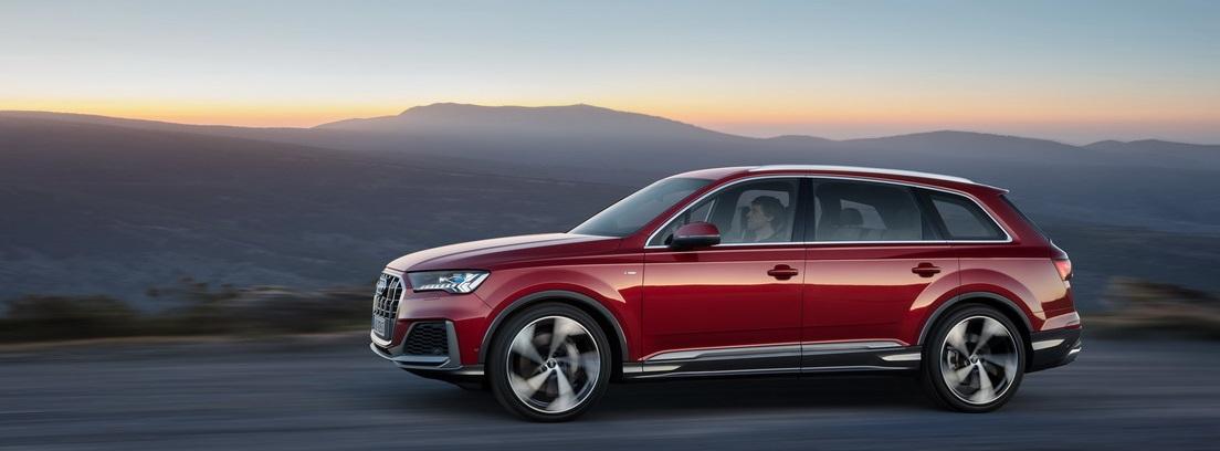 Audi Q7. Hibridación a 48 voltios para todos