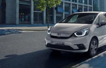 Honda Jazz 2020, con tecnología híbrida