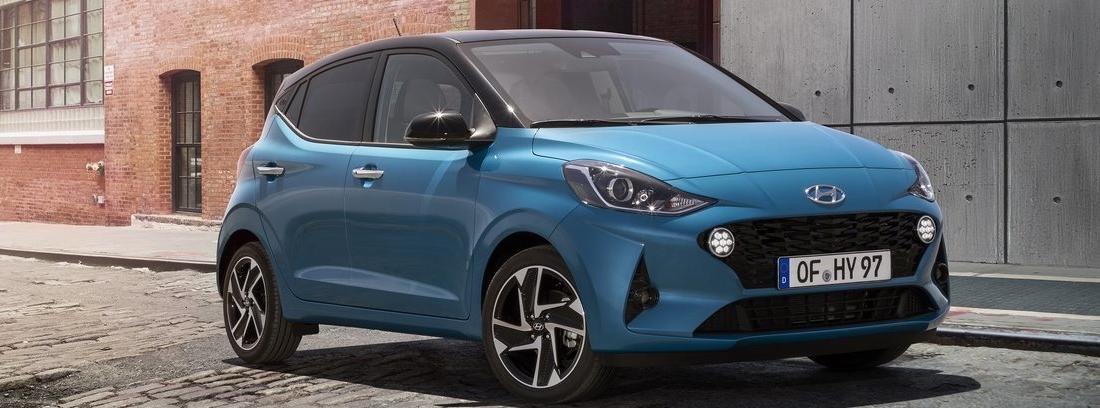 Nuevo Hyundai i10 2020, tecnología en frasco pequeño