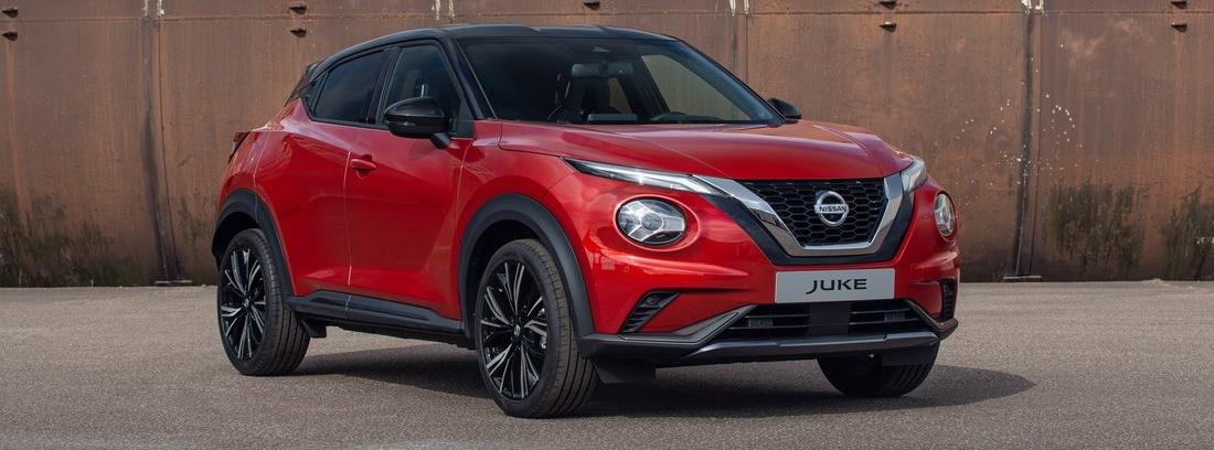 Nuevo Nissan Juke, corregido y aumentado