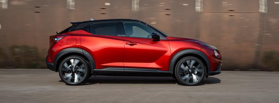 Nissan Juke. Diseño único evolucionado