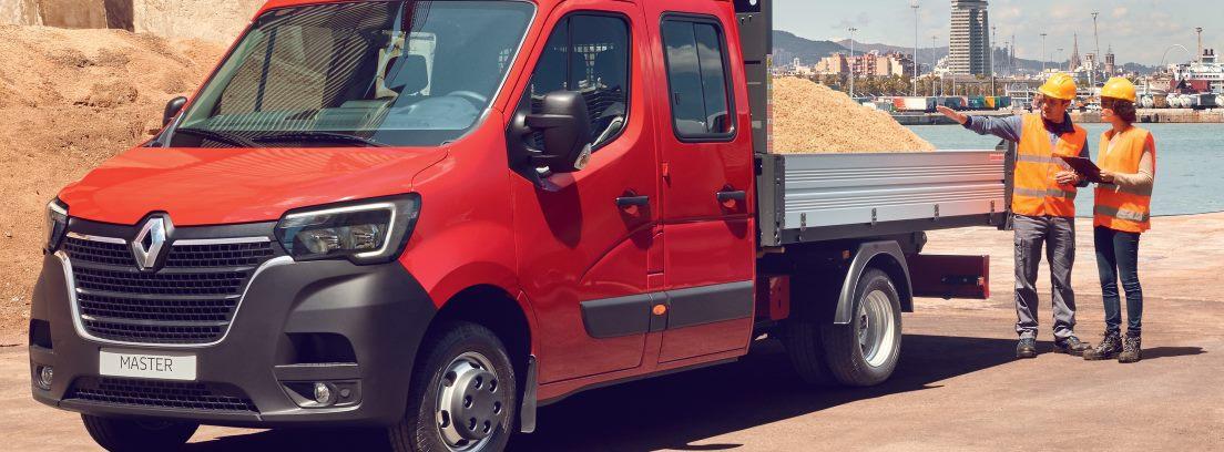 Una versión de la Renault Master