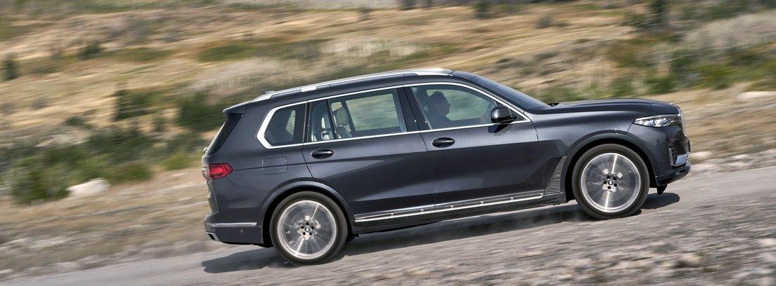 BMW X7. Un equipamiento al máximo nivel