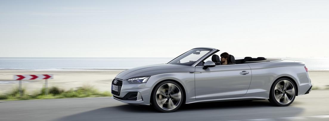 Audi A5. Mayor aspecto deportivo y elegancia