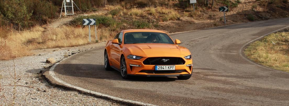 Ford Mustang, puro sabor americano