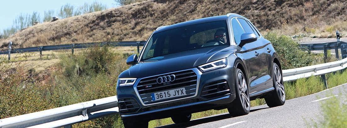 Audi SQ en su versión 3.0