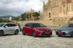 Toyota Corolla, sus tres variedades de 2019