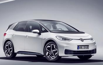 Volkswagen ID3, primer compacto eléctrico de la marca