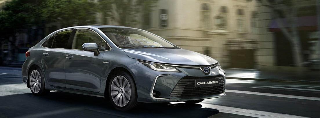 Una de las variedades del Toyota Corolla 2019
