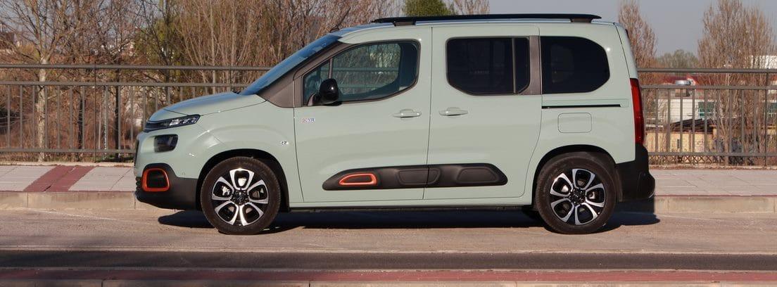 Citroën Berlingo 1.2 Puretech 110 Shine XTR