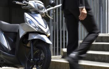 Suzuki Address 110, dominio urbano