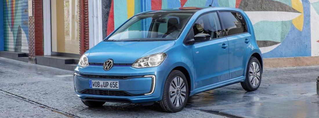 Volkswagen E-Up 2020, mayor autonomía y nuevo motor