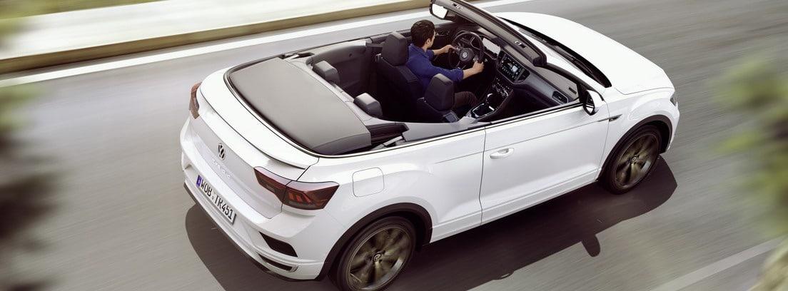Volkswagen T Roc Cabrio descapotado