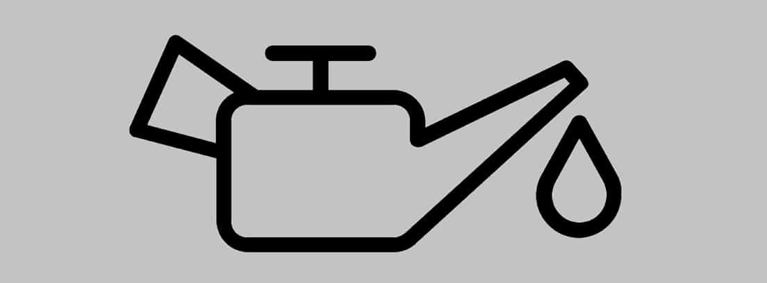 Indicador de presión del aceite