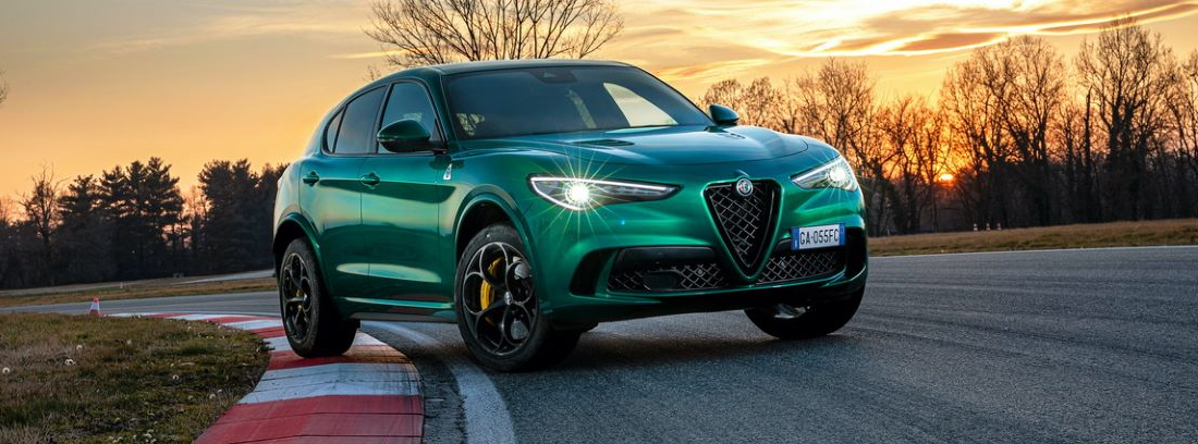 Nuevo Alfa Romeo Stelvio Quadrifoglio