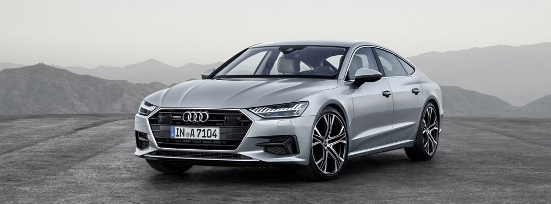 La última remodelación del Audi A7 Sportback
