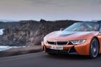 BMW I8 Roadster, un híbrido super deportivo