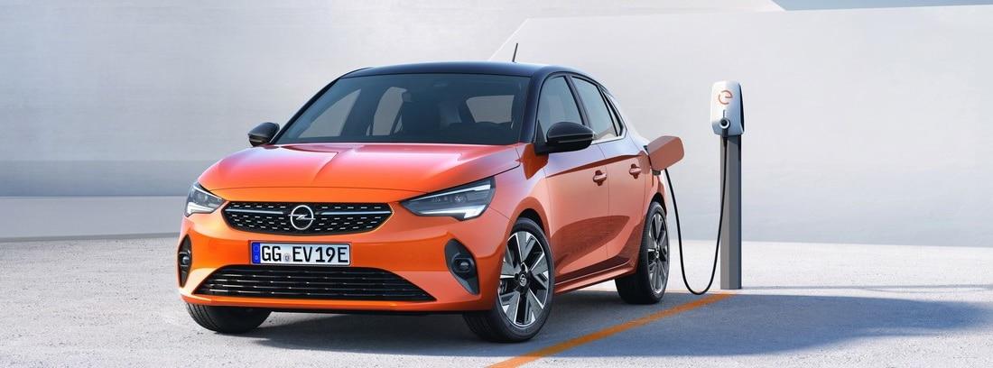 Opel Corsa-e, 330 km de autonomía