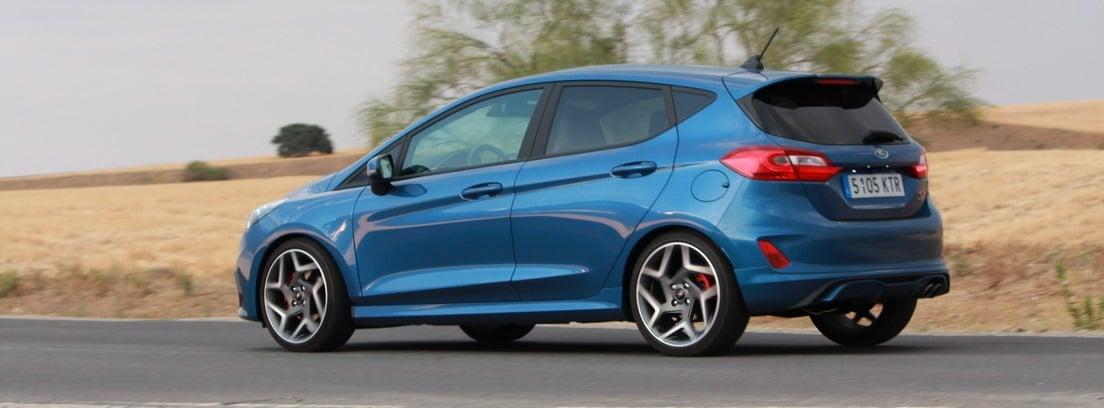 Ford Fiesta ST 5 puertas de 2019