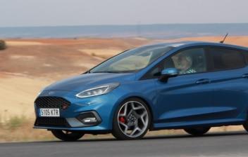 Probamos el Ford Fiesta ST 5 puertas de 2019