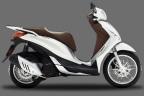 Así es la nueva Piaggio Medley 125