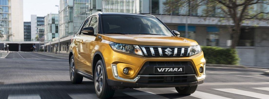 Suzuki Vitara, el restyling más novedoso