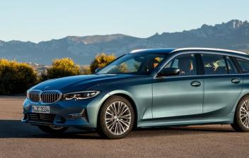El BMW Serie 3 Touring 2019 vuelve