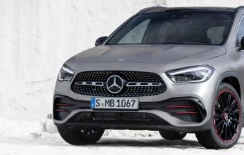 Conoce el Mercedes-Benz GLA 2020
