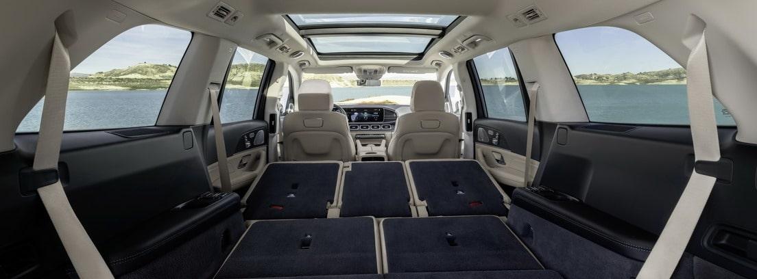 Mercedes-Benz GLS. Versatilidad llevada a su máxima expresión