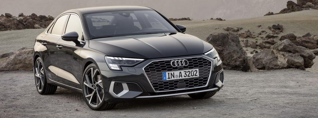 Audi A3 Sedán, imagen de archivo