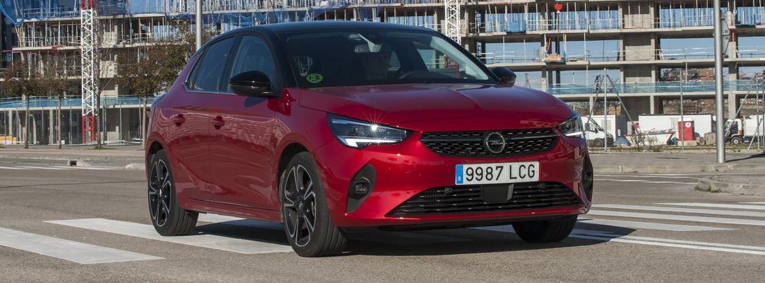 Opel Corsa 1.2T en acabado Elegance