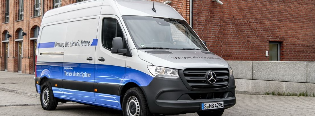 Mercedes-Benz eSprinter: La nueva furgoneta eléctrica
