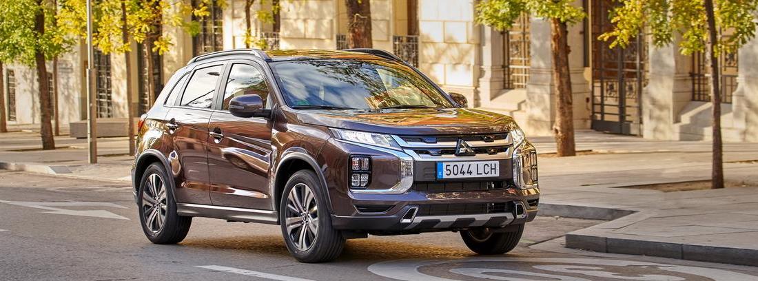 Primer contacto con el nuevo Mitsubishi ASX 2020
