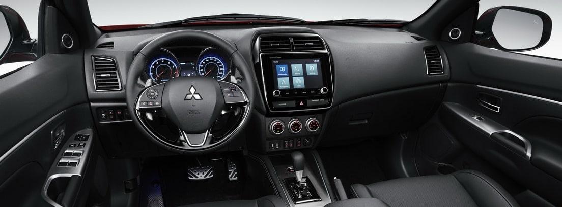 Interior del Mitsubishi ASX 2020