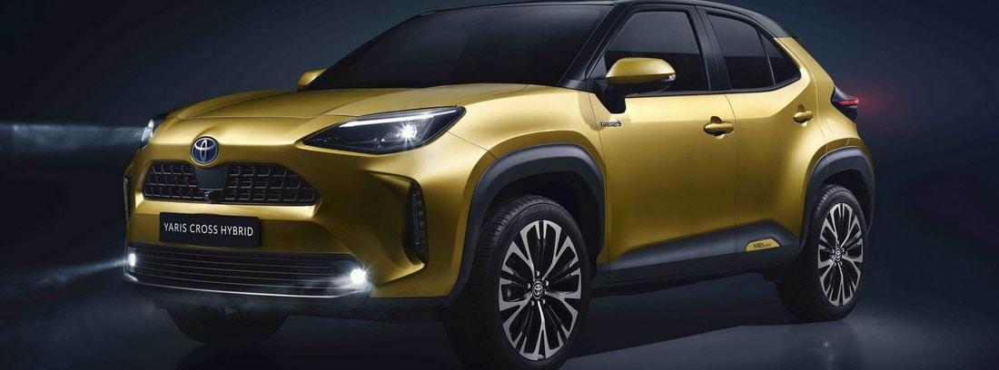 Toyota Yaris Cross, avanzamos el modelo de 2021