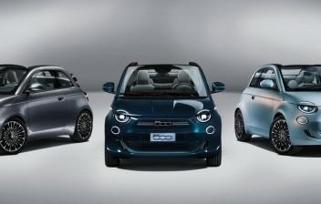 Versiones del Fiat 500